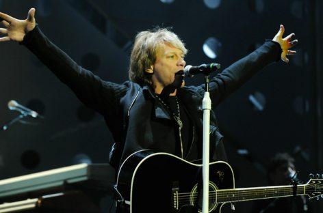 Bon Jovi выпустили концертный альбом «This House Is Not for Sale»