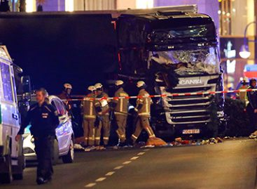 Трагедия в Берлине: последние новости
