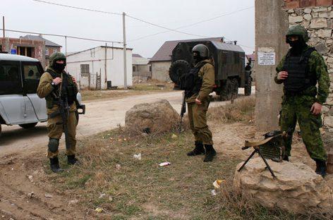 В Чечне ликвидировали боевиков, связанных с «ИГ»