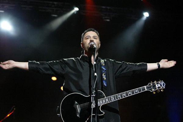 Леонидов работает над новым альбомом «Ангел, змея икрест»