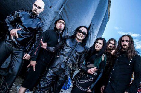 Cradle Of Filth рассказали о записи своего нового диска