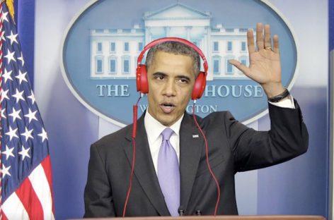 Обаме предложили работу в Spotify