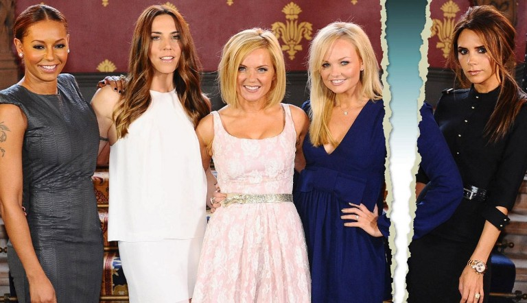 СМИ поведали опопытках Виктории Бекхэм помешать воссоединению Spice Girls