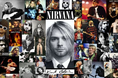 В юбилей Курта Кобейна представили список самых популярных песен Nirvana