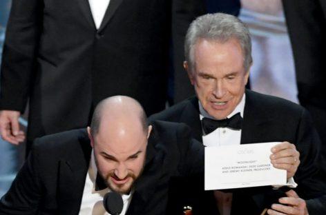 Главный конфуз «Оскара»: пояснения от Битти
