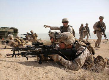В Минобороны США не исключают отправку в Сирию сухопутных войск