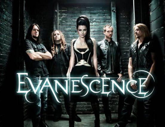 Evanescence анонсировали новый тур и концерты в России