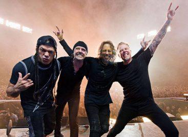 Metallica анонсировали тур по Северной Америке