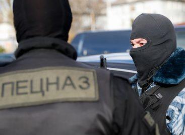 В часть Росгвардии в Чечне пытались прорваться боевики