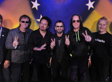 Ринго Старр и All-Starr Band анонсировали новый тур