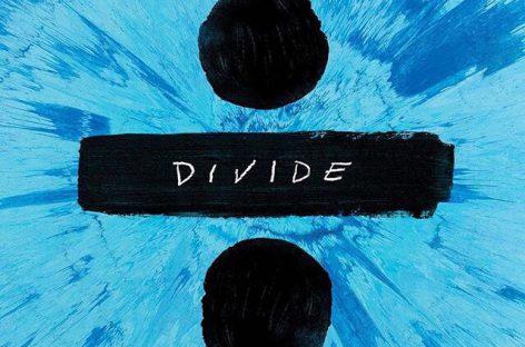 Эд Ширан представил диск «÷»
