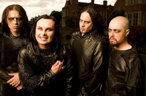В Cradle of Filth рассказали о новом диске