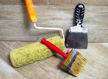 Весна: делаем ремонт в квартире