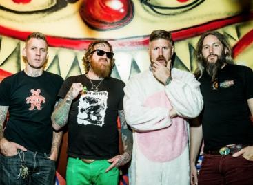 Музыканты Mastodon дали интервью журналу Rolling Stone