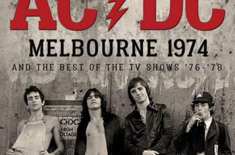 Состоялся релиз раннего концертного сборника AC/DC