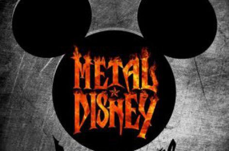 Disney представили сборник «Metal Disney»