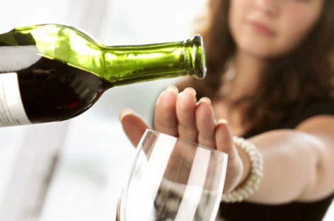 Пять причин для отказа от алкоголя