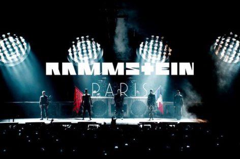 Rammstein  представили концертник «Rammstein: Paris»