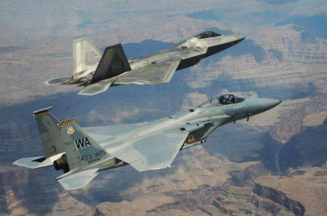 США нанесли удар по проправительственным отрядам в Сирии