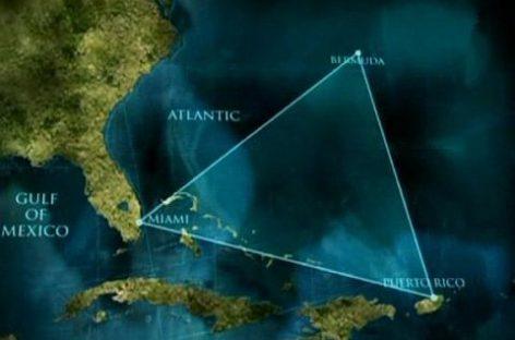 Малый авиалайнер пропал в Бермудском треугольнике