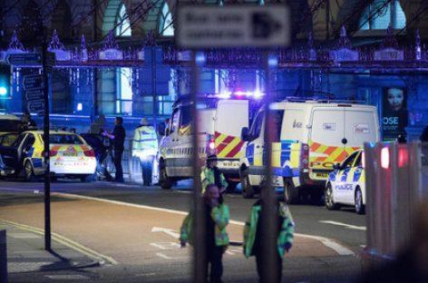 Подробности теракта в Манчестере