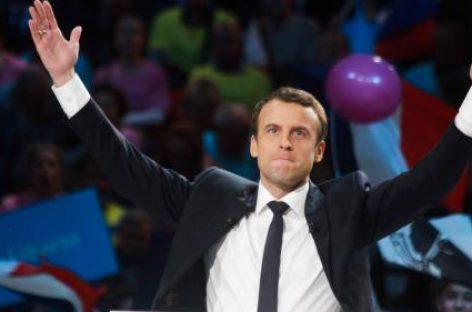 Партия «Вперед, республика!» одержала победу на выборах во Франции