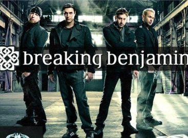 Breaking Benjamin заедут в Россию с концертами