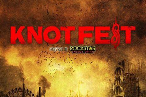 Slipknot не смогут выступить на своем фестивале в этом году