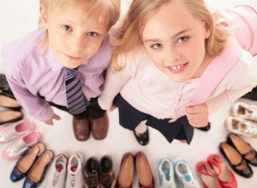 Як обрати правильне взуття для дитини?