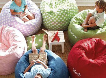 Кресло-мешок в детскую: стоит ли покупать?