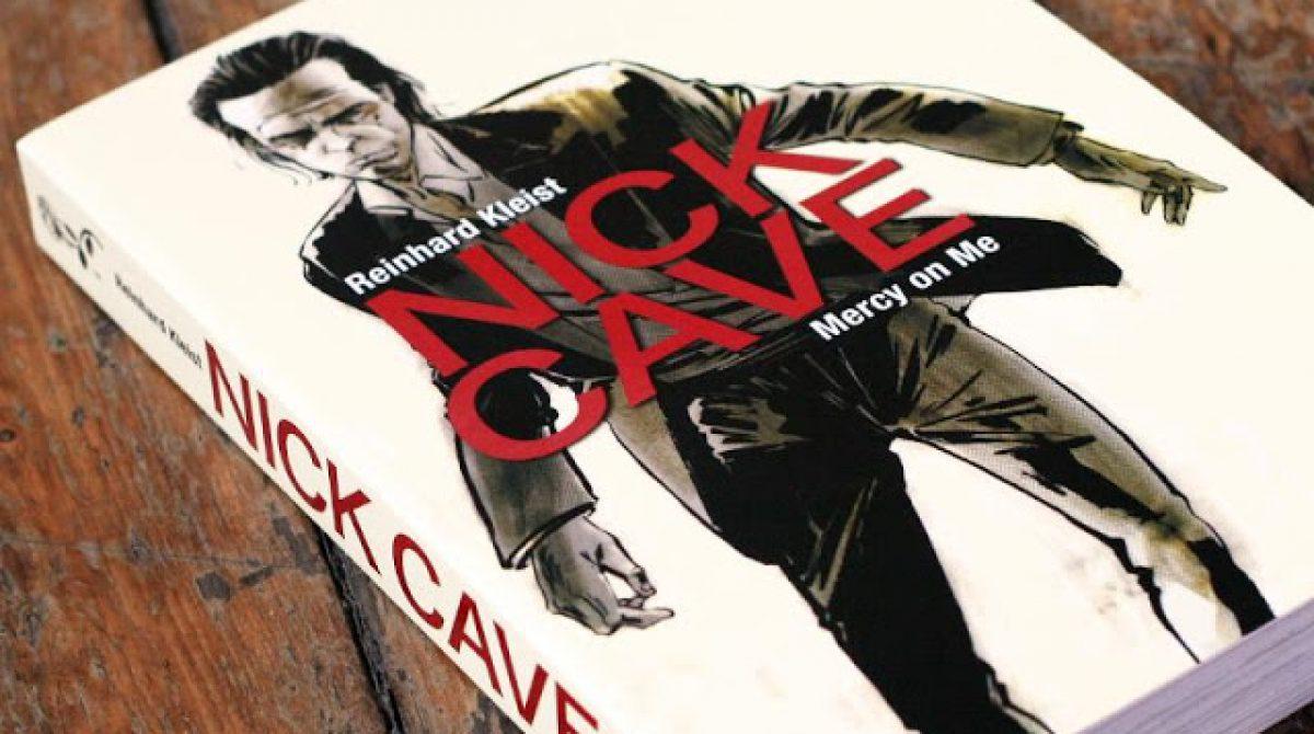 К изданию готовится иллюстрированная биография Ника Кейва