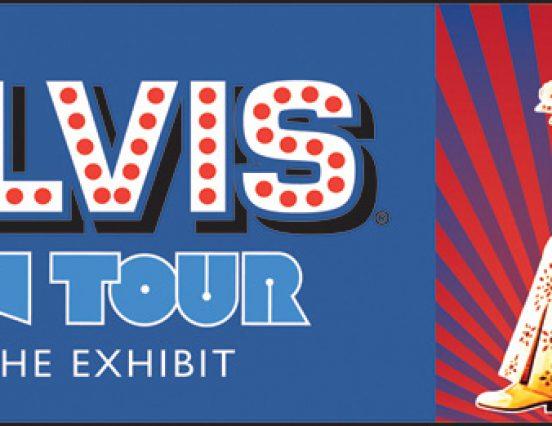 «Elvis on Tour: The Exhibition» откроется осенью в Лондоне