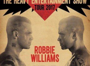 Робби Уильямс отменил российские концерты