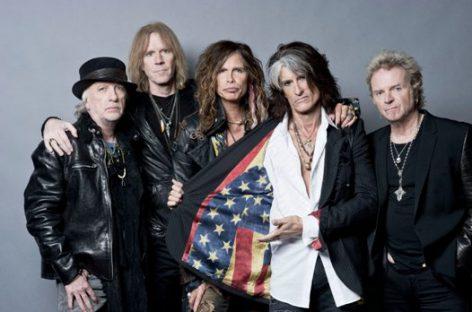 Aerosmith отменили ряд концертов