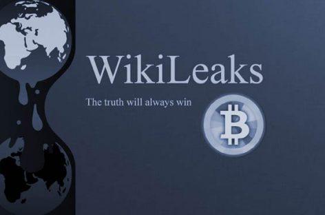 Wikileaks получил значительные доходы от инвестиций в биткоин