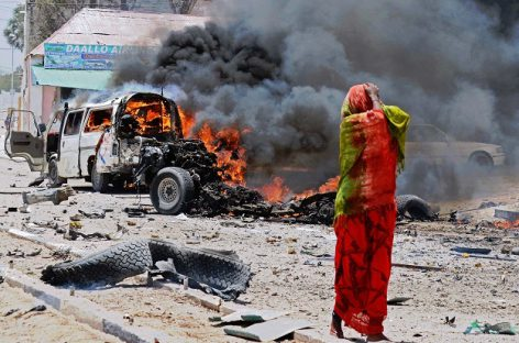 Новые данные о трагедии в столице Сомали