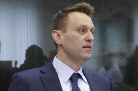 Навальный не сможет принимать участие в выборах в 2018-м