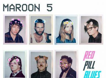 Maroon 5 анонсировали новый диск!
