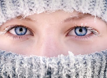 Зима – время особого ухода за кожей лица!