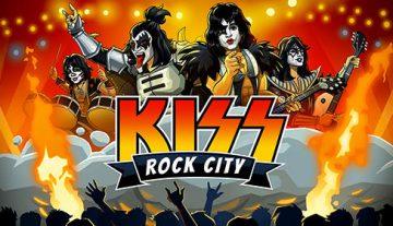 Kiss стали героями новой игры!