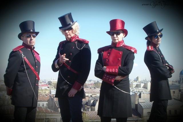 Группа «Пикник» представит новый альбом уже 5ноября