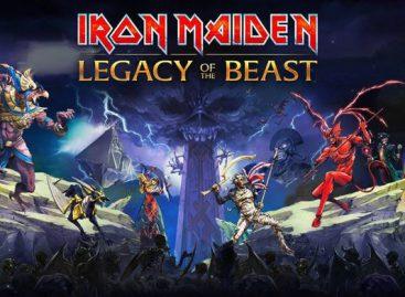 Даты европейского тура «Legacy Of The Beast» Iron Maiden