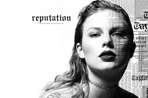 «Reputation» от Тейлор Свифт установил первый рекорд