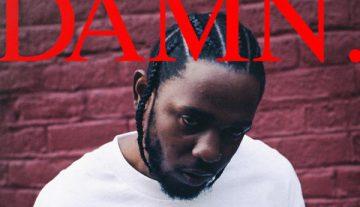 Кендрик Ламар и его диск «DAMN.» возглавил Billboard 200