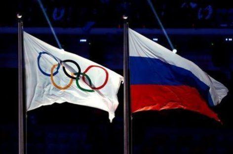 В Госдуме предложили провести референдум по поводу участия РФ в Олимпийских играх 2018