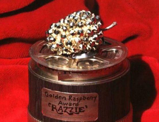 Названы номинанты на «Золотую малину»