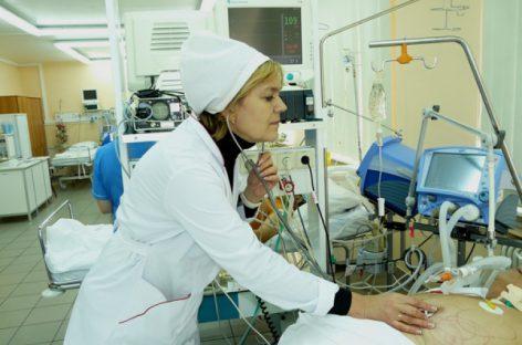 Раненые российские военные из Сирии направлены в больницы Москвы и Санкт-Петербурга