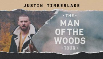 Джастин Тимберлейк анонсировал тур «Man Of The Woods»