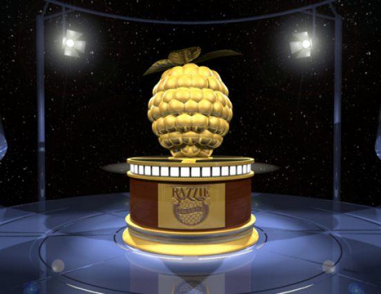 Кому досталась «Золотая малина» в этом году?