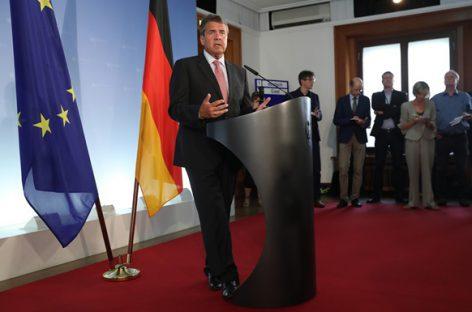Германия вновь заявила о нежелании применять антироссийские санкции